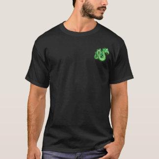 Nessy pocket black T-Shirt