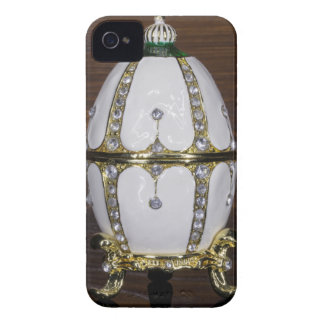 Nest of Pearls eggs iPhone 4 Covers