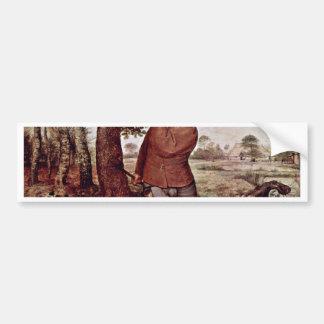 Nestausnehmer By Bruegel D. Ä. Pieter Bumper Stickers