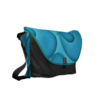 Nested Circles Commuter Bag