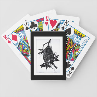 nesting 3 bicycle playing cards