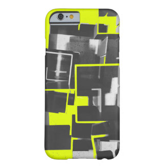 Nesting Boxes in Minion Yellow Barely There iPhone 6 Case