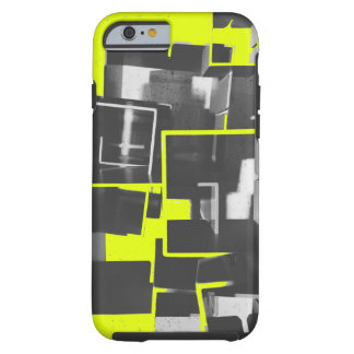 Nesting Boxes in Minion Yellow Tough iPhone 6 Case