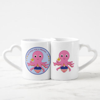 Nesting Coffee Mug Set Octopus For A Preemie US