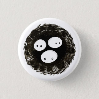 Nesting Spirits 3 Cm Round Badge