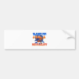 net neutrality bumper sticker