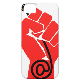 Net Neutrality Fist iPhone 5 Cover