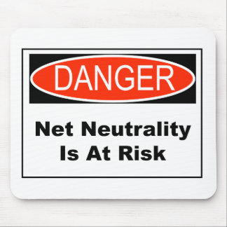 Net Neutrality Is At Risk Mouse Pad