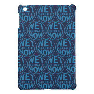 Net Neutrality Now - Blue iPad Mini Case