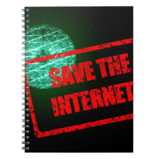 Net Neutrality   Save the Internet Notebooks