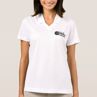 Netball Mom, Netball Polo Shirt