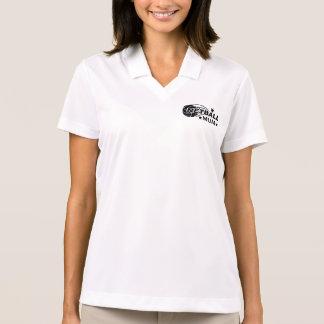 Netball Mum, Netball Polo Shirt