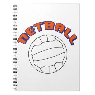 Netball Notebook