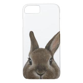 Netherland Dwarf rabbit By miart phone case