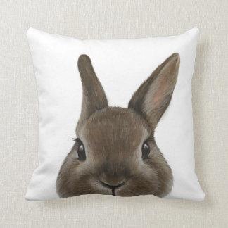 Netherland Dwarf rabbit Cushion