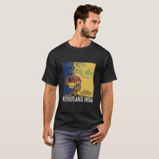 NETHERLAND INDIA vintage picture. T-Shirt