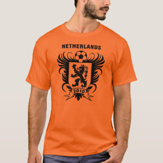 Netherlands 2010 Orange T-Shirt