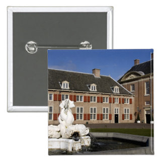 Netherlands (aka Holland), Apeldoorn near 15 Cm Square Badge