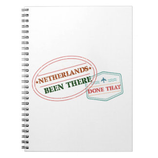 Netherlands Antilles Been There Done That Notebooks