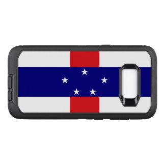 Netherlands Antilles OtterBox Defender Samsung Galaxy S8+ Case