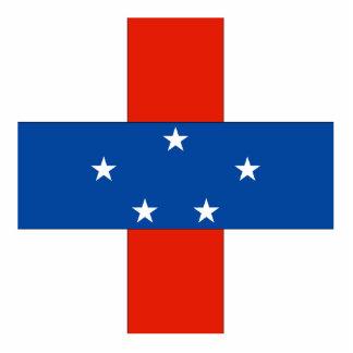 Netherlands Antilles Standing Photo Sculpture
