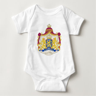 Netherlands Coat of arms Baby Bodysuit
