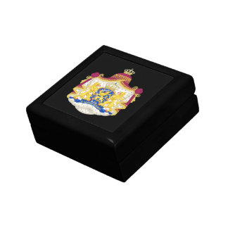 Netherlands Coat of arms Gift Box