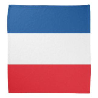 Netherlands Flag Bandana