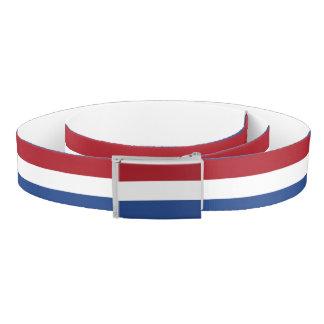 Netherlands Flag Belt