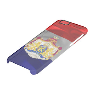Netherlands flag clear iPhone 6/6S case