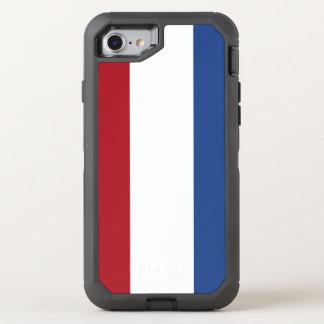 Netherlands Flag OtterBox Defender iPhone 8/7 Case