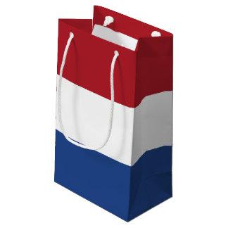 Netherlands Flag Small Gift Bag