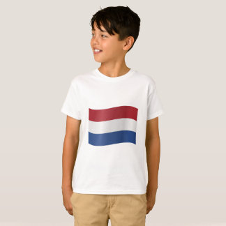 Netherlands Flag T-Shirt