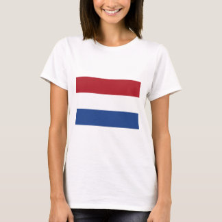 Netherlands Flag The MUSEUM Zazzle T-Shirt