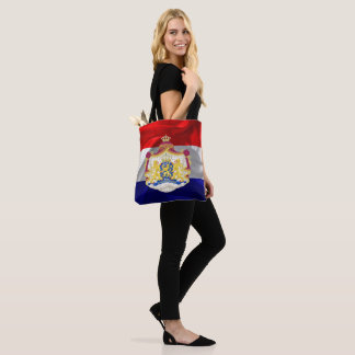 Netherlands flag tote bag
