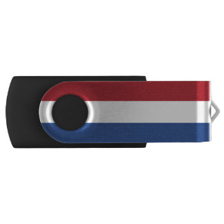 Netherlands Flag USB Flash Drive