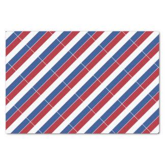 Netherlands Holland Patriotic Pattern Tissue Paper