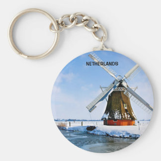 NETHERLANDS KEY RING