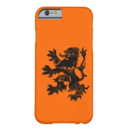 Netherlands Lion iPhone 6 Case