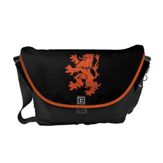 Netherlands Lion Messenger Bag