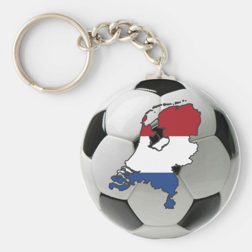 Netherlands national team key chain