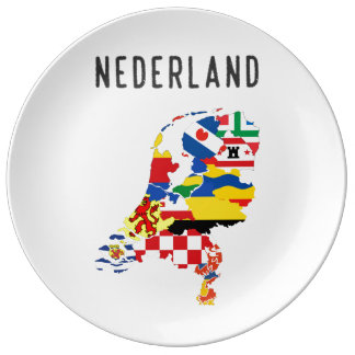 Netherlands nederland name text country regions pr plate