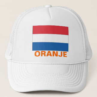 "Netherlands ""Oranje"" Trucker Hat"