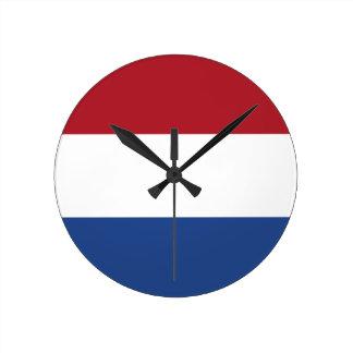 netherlands round clock