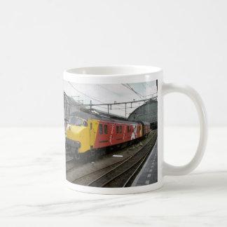 Netherlands, Ry postal electric unit Coffee Mug