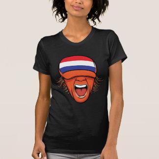 Netherlands Sports Fan T-Shirt