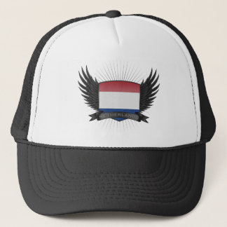 NETHERLANDS TRUCKER HAT