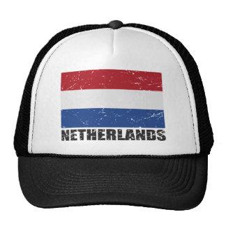 Netherlands Vintage Flag Cap