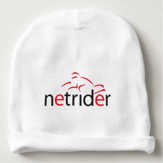 Netrider Logo Baby Beanie