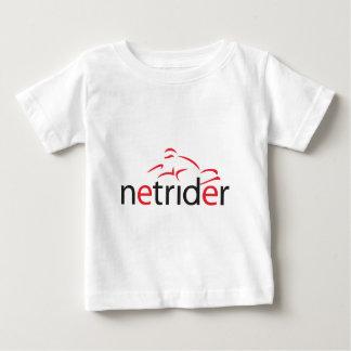 Netrider Logo Baby T-Shirt